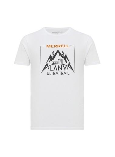 Merrell Merrell T-Shirt Beyaz